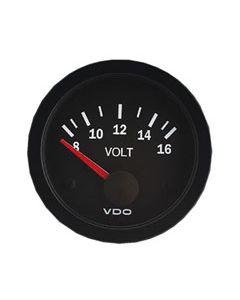 Voltmätare VDO 52mm