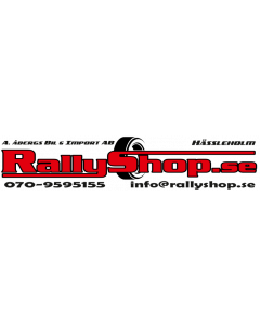 Dekal Rallyshop