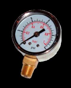 Mätare Bränsletryck 1/8NPT