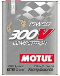 Olja Motul 300v Competition 15W50