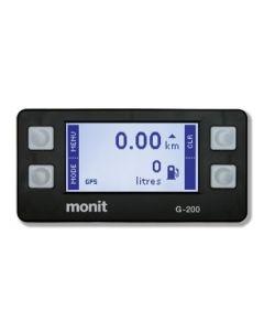 Tripmätare Monit G-200+