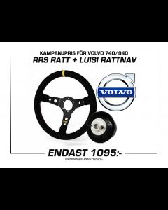 Kampanj: Volvo 740/940 Ratt + Rattnav