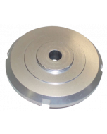 "Toppmontering Coiloverrör 2.25"" 10mm"